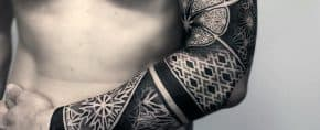 40 Unique Arm Tattoos For Men – Masculine Ink Design Ideas
