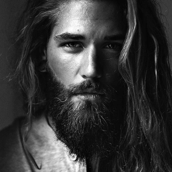 Unique Awesome Mens Beard Styles
