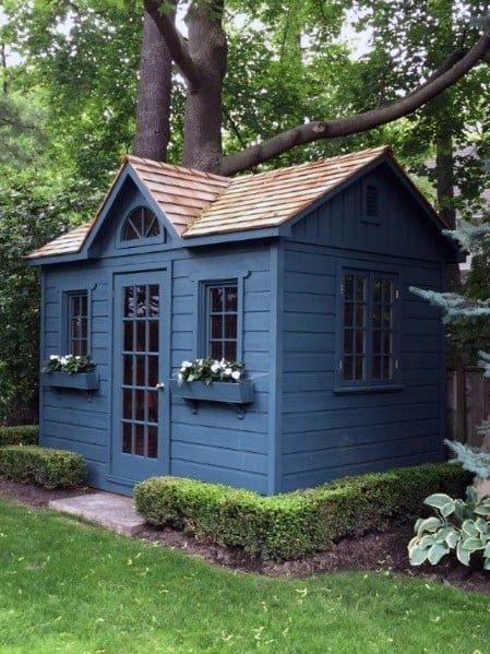 Top 60 Best Backyard Shed Ideas