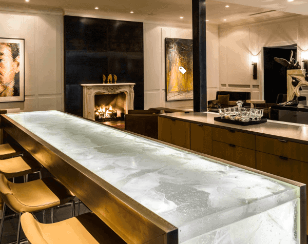 Exceptionnel Unique Bar Top Ideas