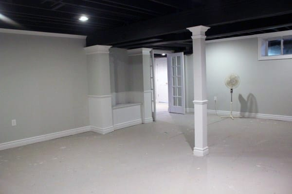 Top 60 Best Basement Ceiling Ideas Downstairs Finishing Designs