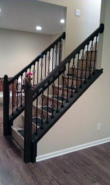 Unique Basement Stairs Designs