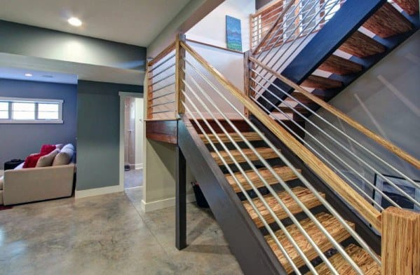 Unique Basement Stairs Home Ideas