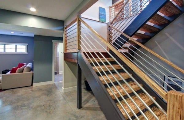 Unique Basement Stairs Home Ideas