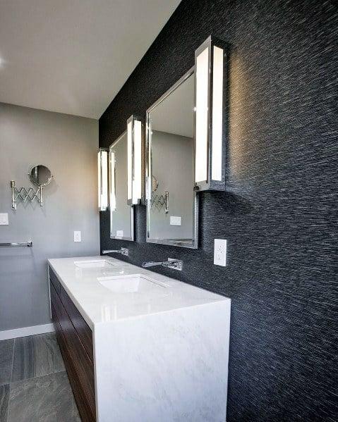 Unique Bathroom Lighting Designs Industrial Wall Sconces