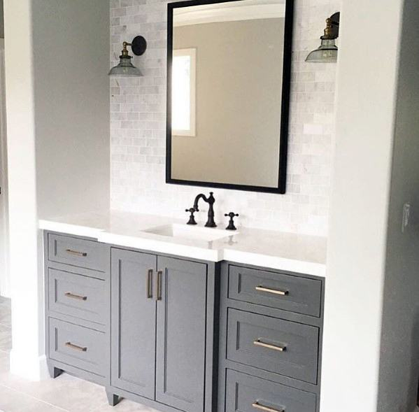 Unique Bathroom Vanity Home Ideas