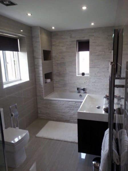 Unique Bathtub Tile Designs