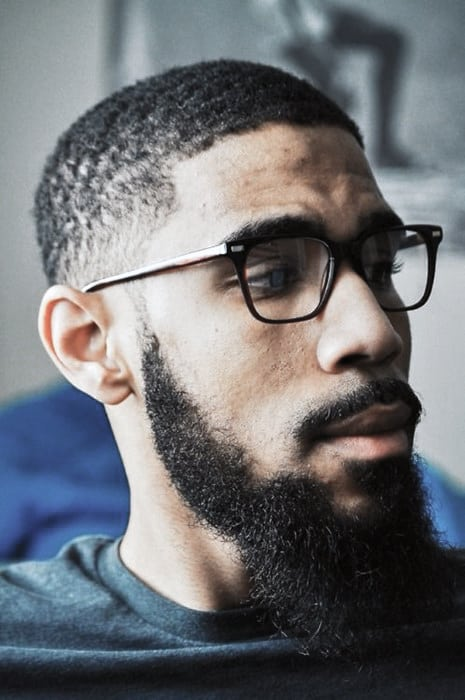 Swell 60 Beard Styles For Black Men Masculine Facial Hair Ideas Hairstyles For Men Maxibearus