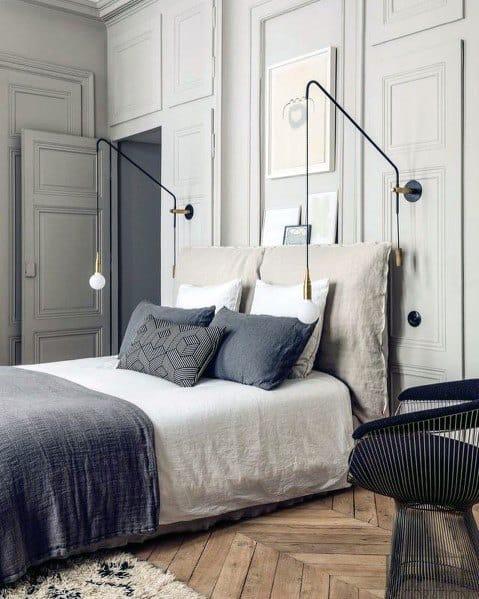 Unique Bedroom Lighting Home Ideas