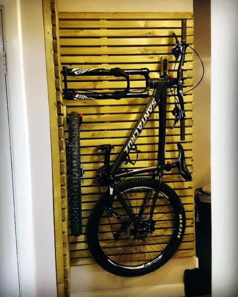Unique Bicycle Storage Ideas
