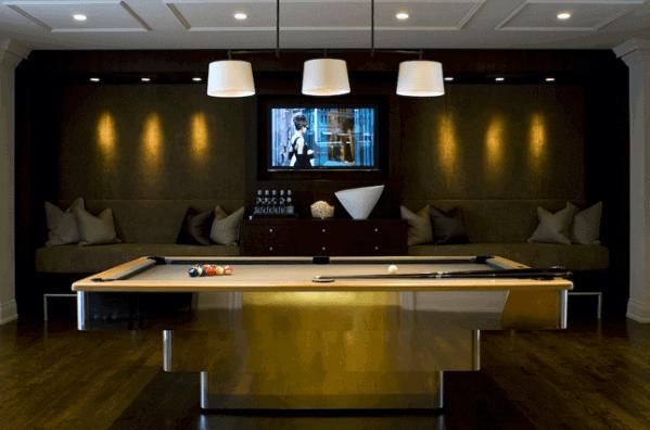 Unique Billiards Rooms