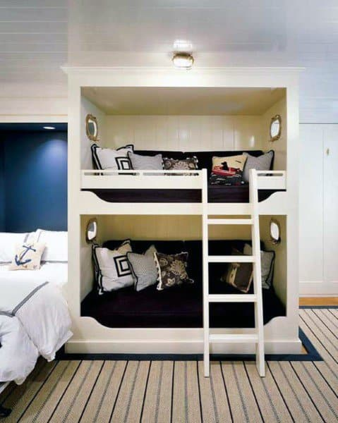 Unique Bunk Bed Ideas
