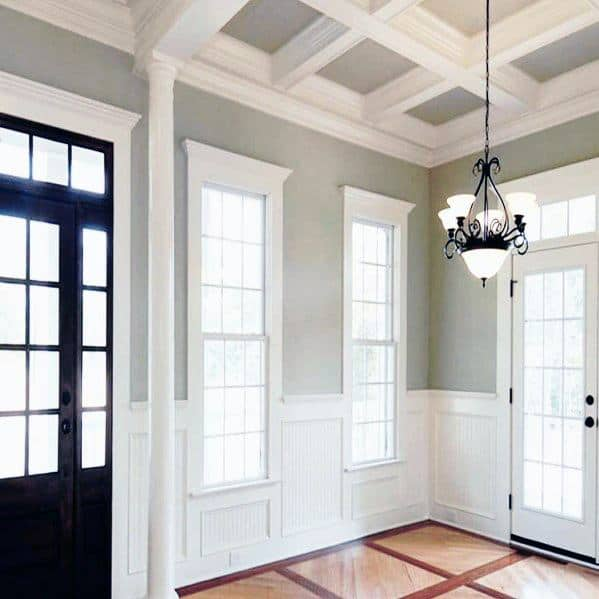Molding Trim Interior Designs