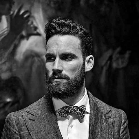 Unique Classy Mens Beard Styles