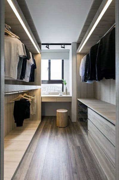 Unique Closet Lighting Home Ideas
