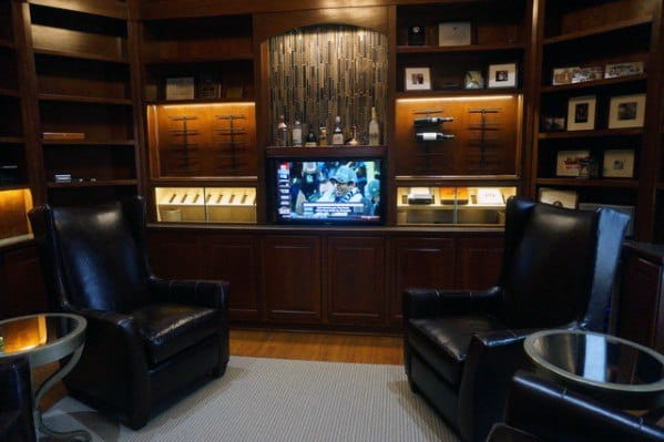Unique Cool Man Cave Room Ideas For Men