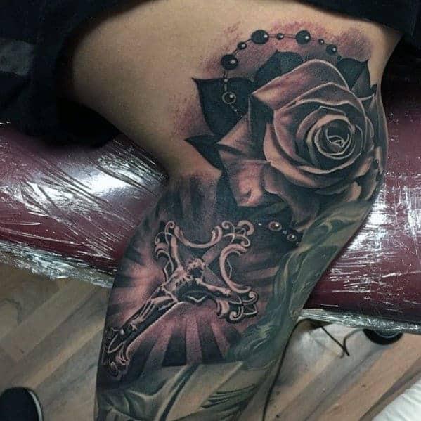 unique-cross-tattoos-for-men