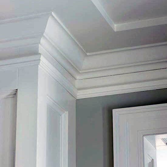 Unique Crown Molding Home Ideas