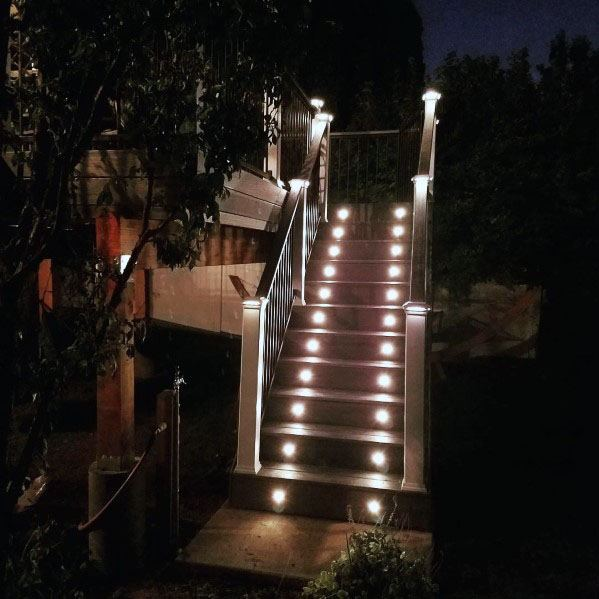 Unique Deck Lighting Designs