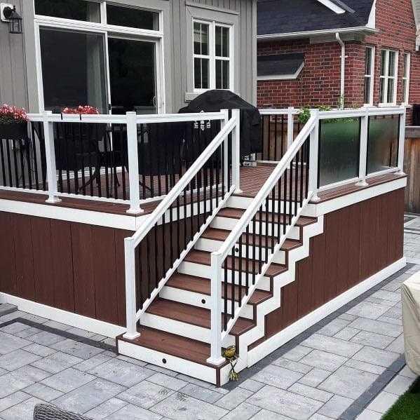 Unique Deck Railing Designs