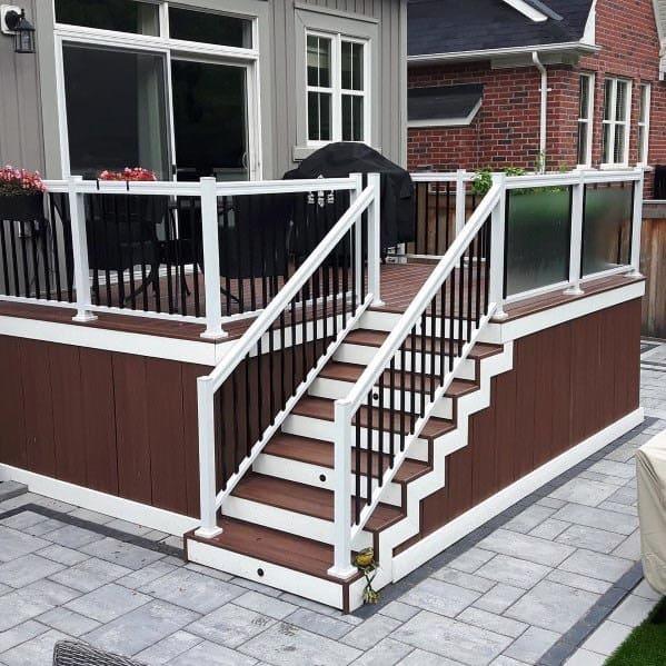 Unique Deck Railing Designs
