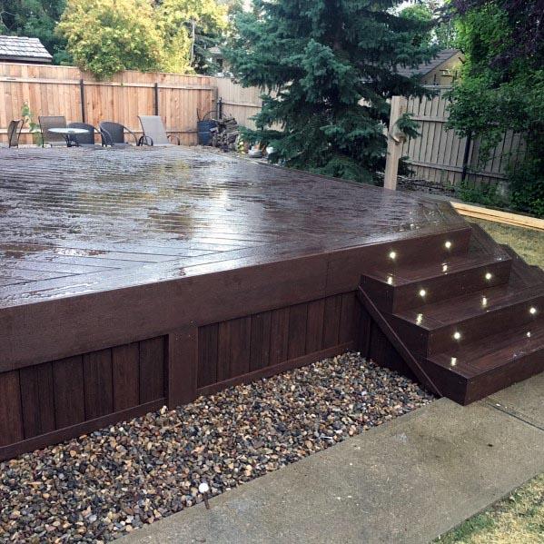 Unique Deck Skirting Designs