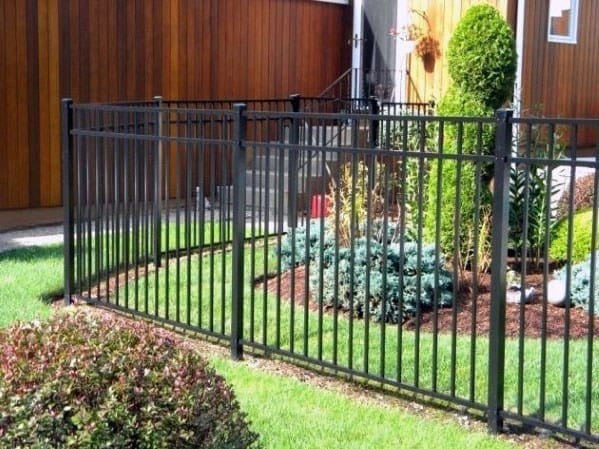 Unique Dog Fence Designs Metal