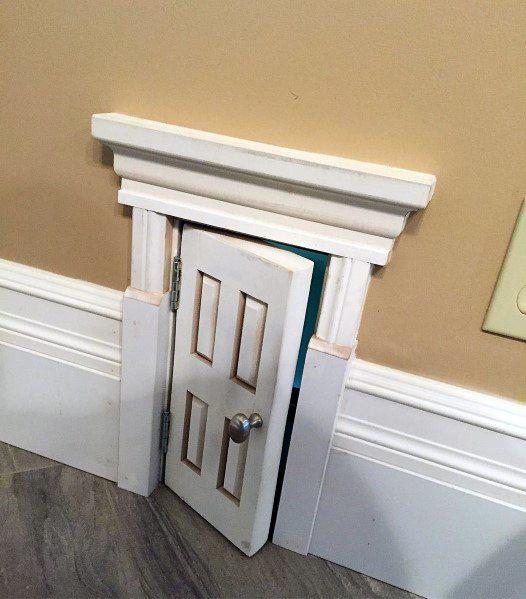 Unique Doggy Door Designs