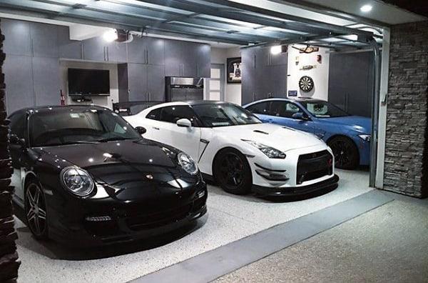 Unique Dream Garages