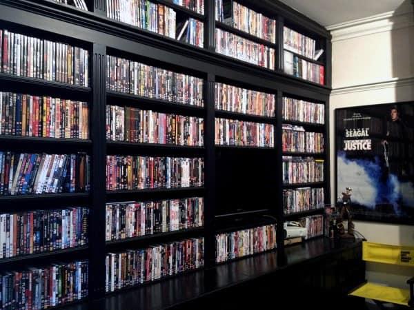Unique Dvd Storage Ideas
