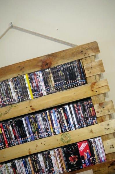 Unique Dvd Storage