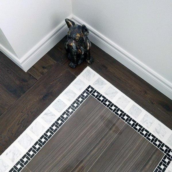 Unique Entryway Tile Designs