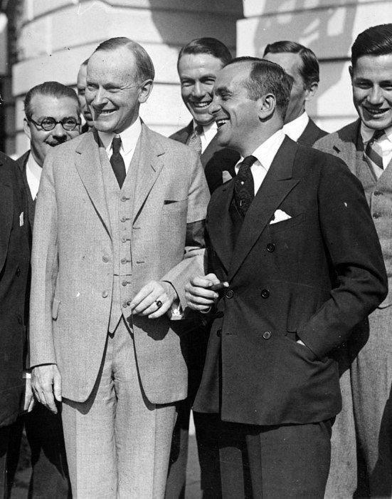 Unique Fashion In The 1920s Men