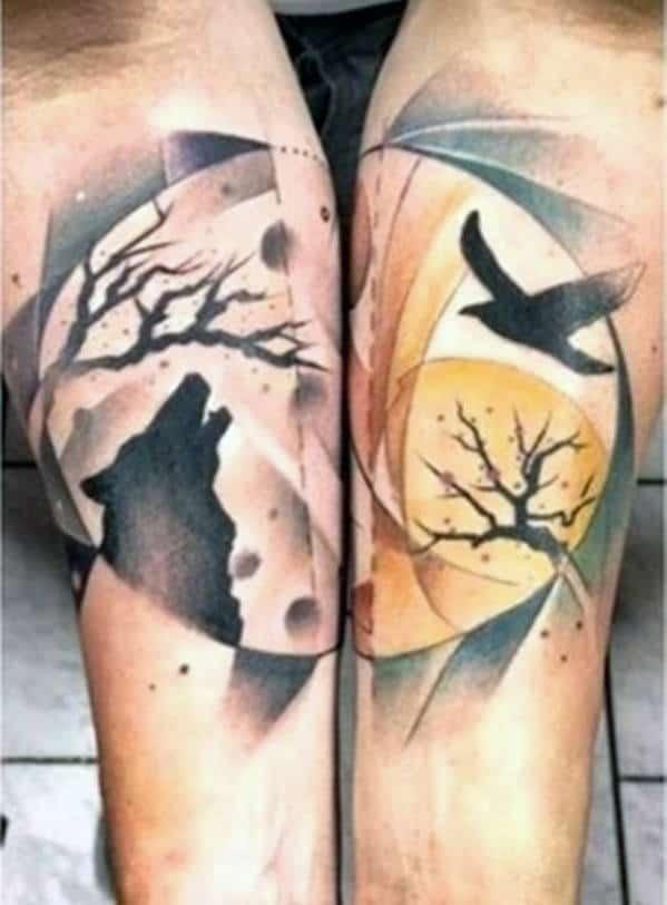 Unique Forearm Tattoos