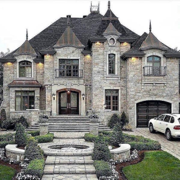 Unique Front Yard Landscaping Home Ideas