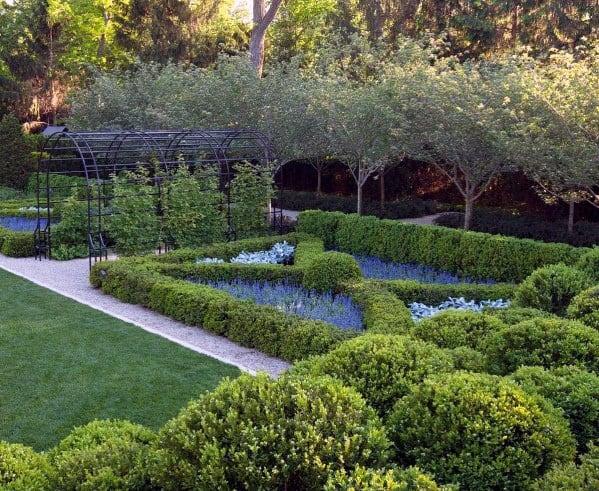 Unique Gravel Backyard Walkway Ideas