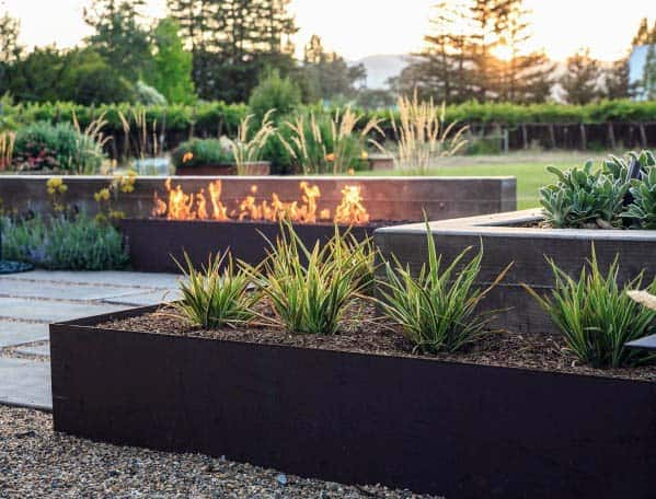 Unique Gravel Landscaping Designs