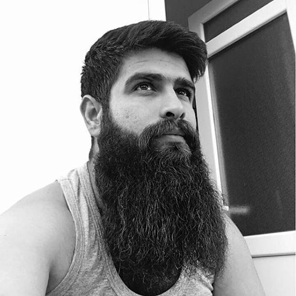 Unique Great Mens Beard Styles