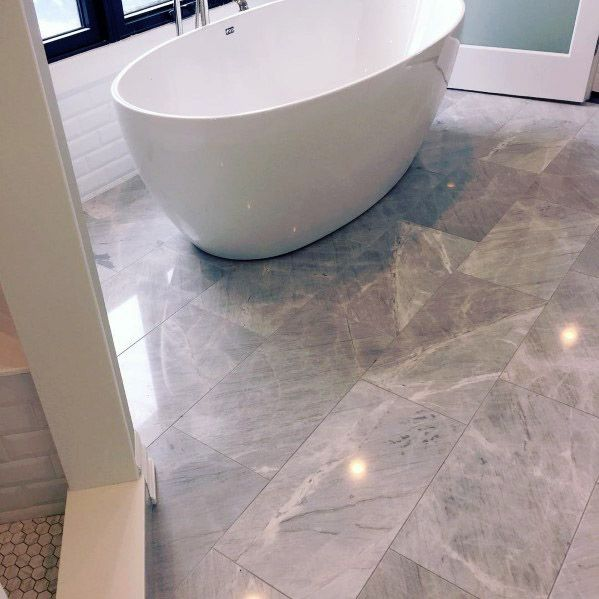 Unique Grey Bathroom Tile Designs