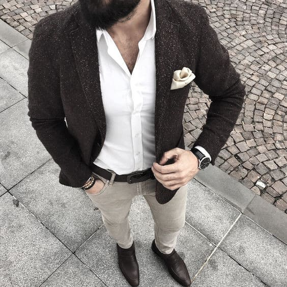 Unique Guys Business Casual Outfits Style Ideas