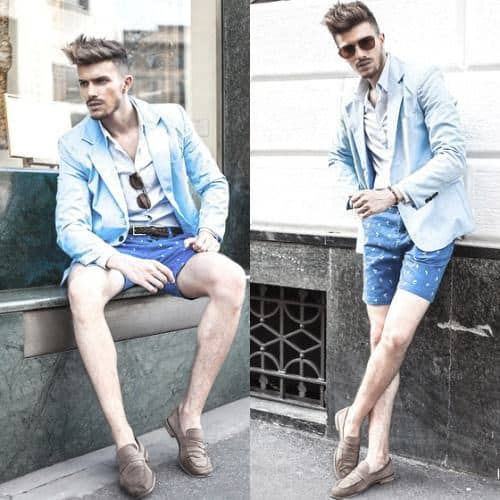 Unique Guys Summer Outfits Style Ideas