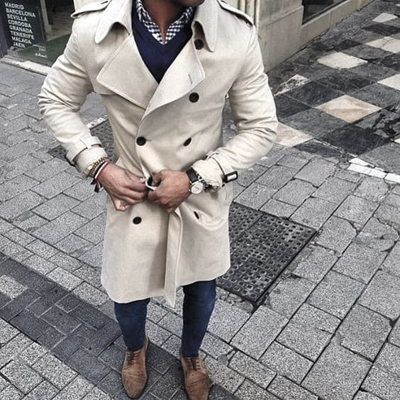 Unique Guys Winter Outfits Style Ideas