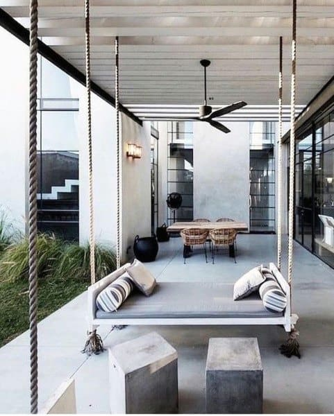 Unique Hanging Bed Design Ideas