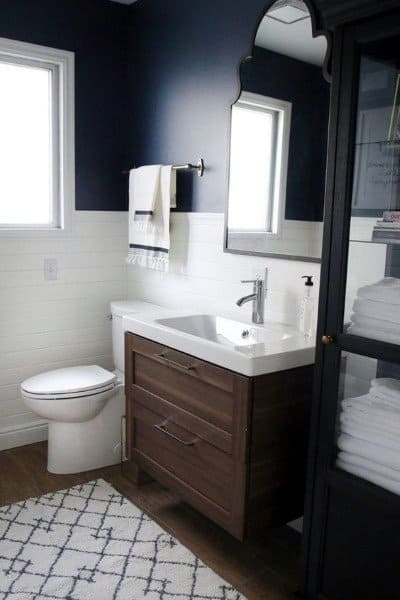 Unique Ideas For Half Bath Designs