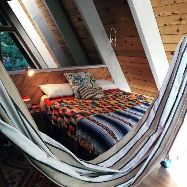 Unique Indoor Hammock Design Ideas