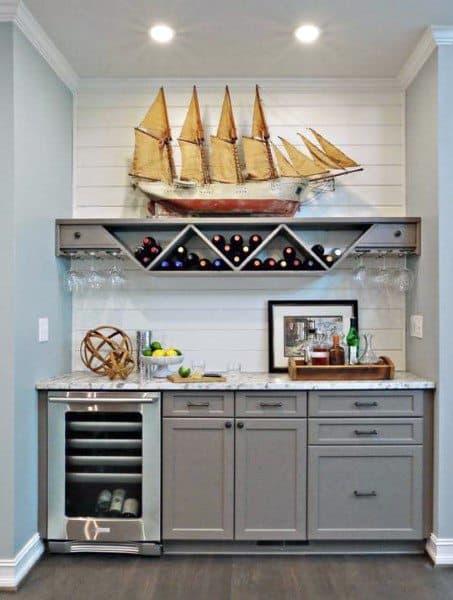 Unique Interior Mini Bar Designs