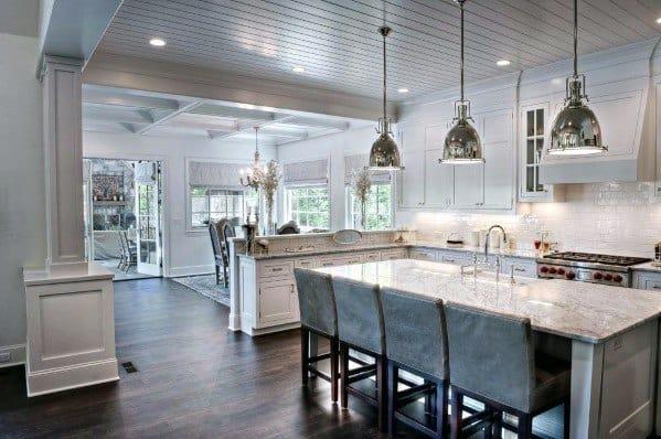 Unique Kitchen Ceilings