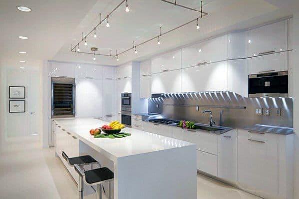 Top 50 Best Kitchen Island Lighting Ideas Interior Light