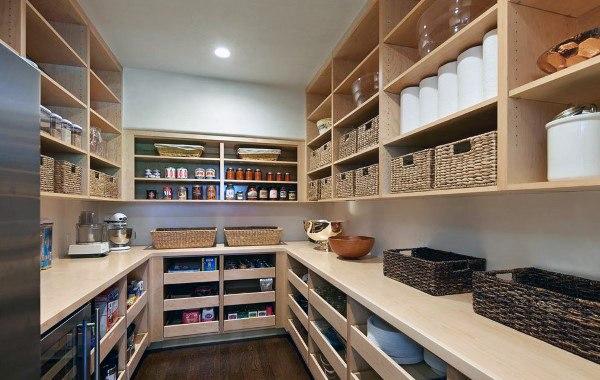 Unique Kitchen Pantry Ideas