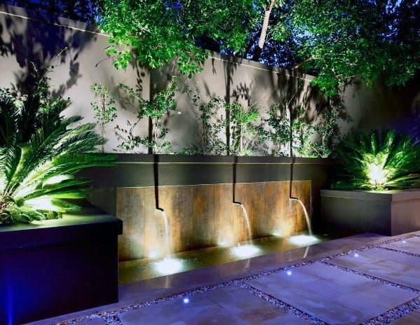 Unique Landscape Lighting Home Ideas